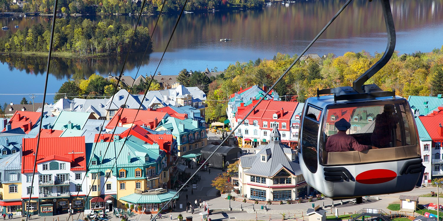 £95 – Mont-Tremblant Stay through June, Was £174 -- Mont Tremblant, Canada