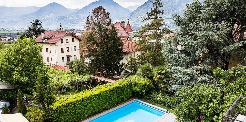 $89 – New Italian Hotel w/Breakfast and Wine, 64% Off -- Merano, Italy