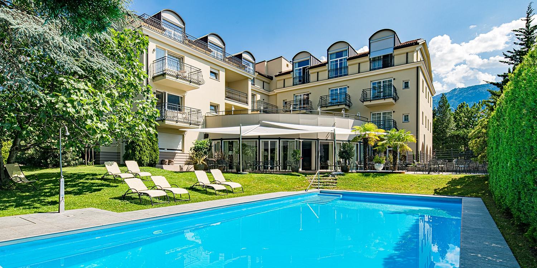 Hotel Villa Laurus -- Meran, Italien