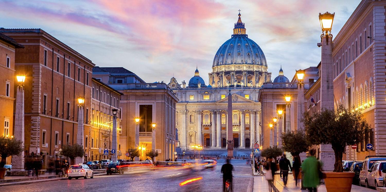 Hotel della Conciliazione -- Rom, Italien
