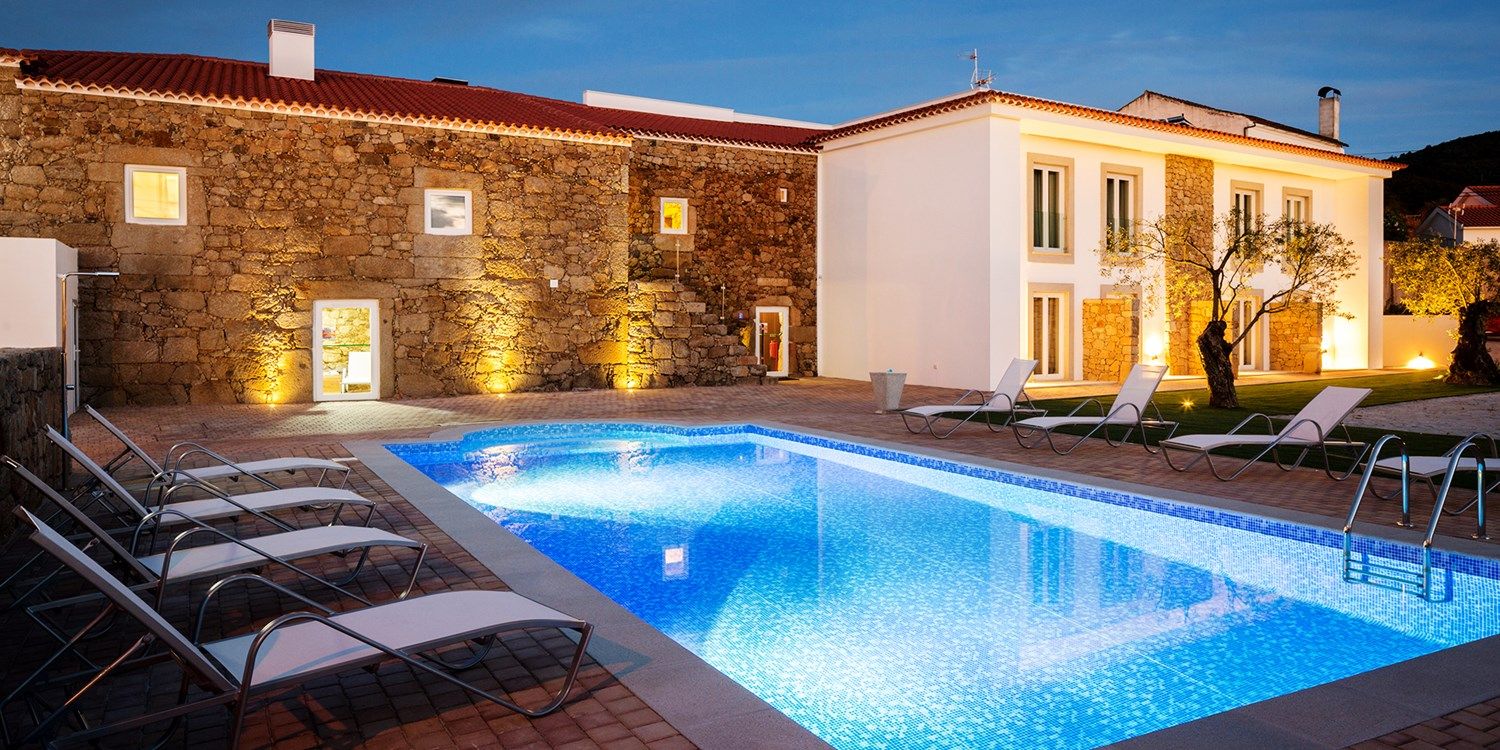 $66 & up – Charming Northern Portugal Getaway, Save 45% -- Castelo Branco, Portugal