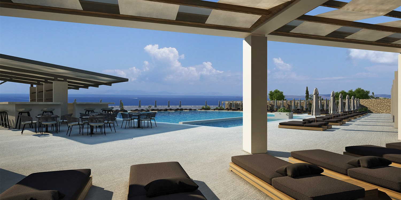 EverEden Beach Resort Hotel -- Anavissos, Grèce