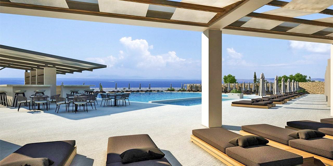 EverEden Beach Resort Hotel -- Anavissos, Griechenland