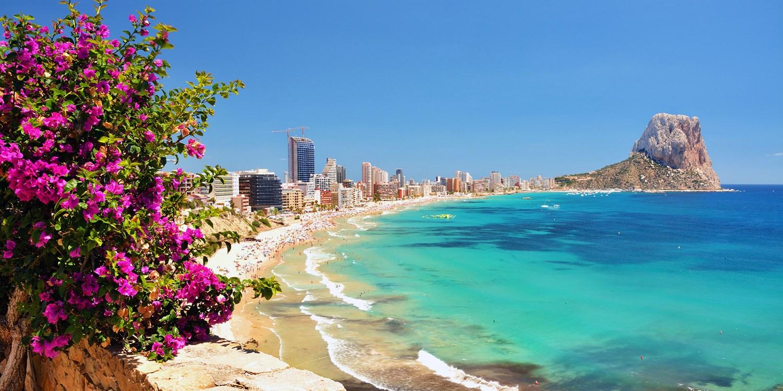 Dsd 45€ – Calpe: hotel con encanto junto al mar, 30% -- Calpe