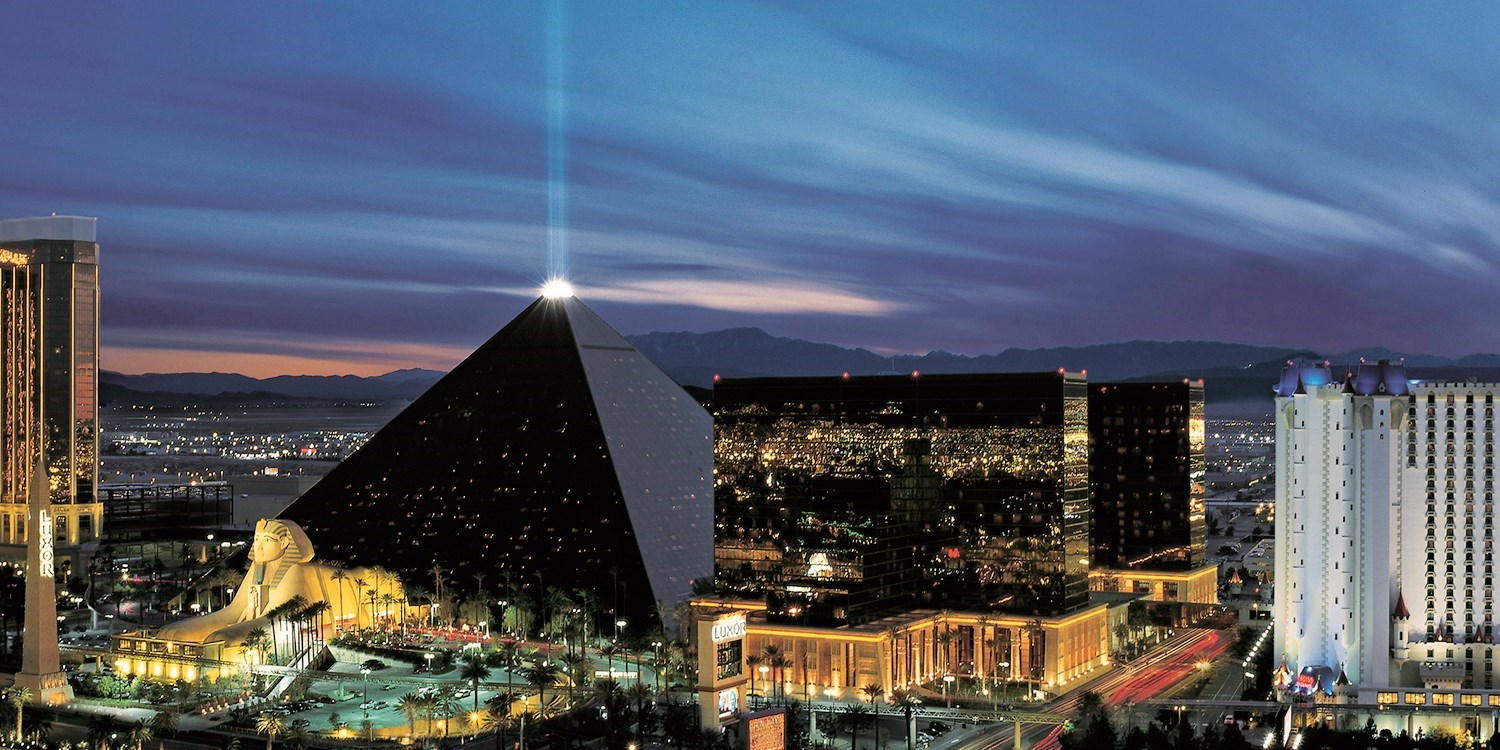 Luxor Las Vegas -- The Strip, Las Vegas