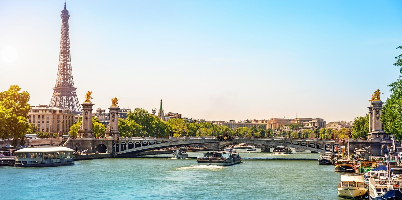 Hotel Le Cardinal -- Paris, Frankreich