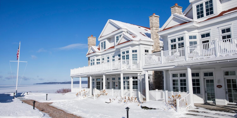 £138 – Northern Michigan Cottages incl. Ski Season, 45% Off -- Petoskey, MI