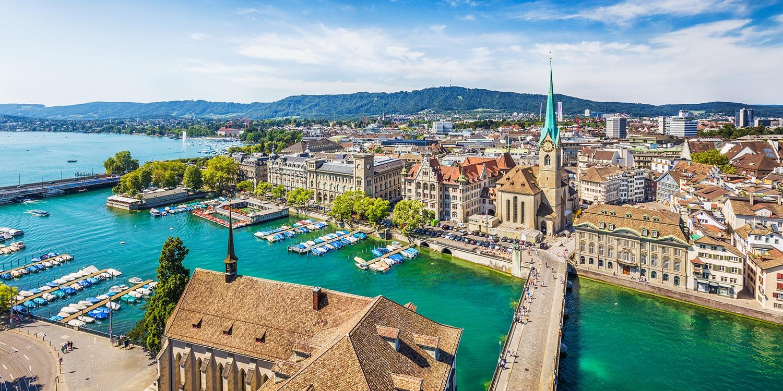 aja Zürich. Das City-Resort -- Zürich, Schweiz