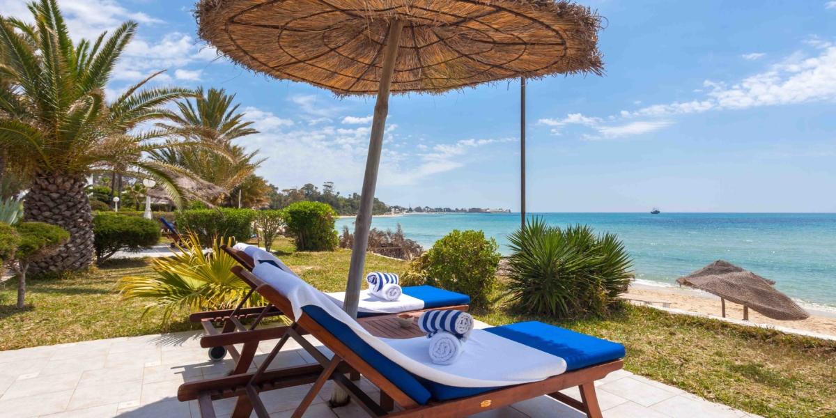 The Sindbad Hotel Hammamet -- Hammamet, Tunisie
