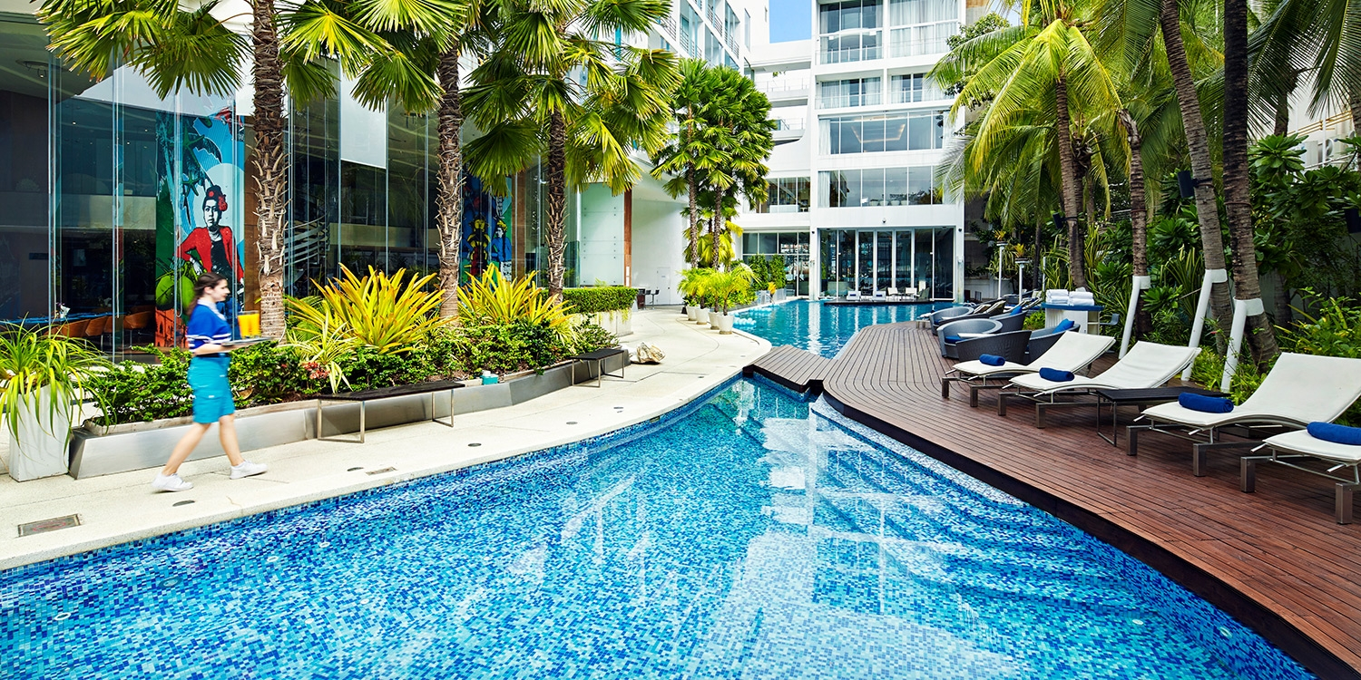 $233 – 3-Night MGallery Stay in the Heart of Pattaya, 32% Off -- Pattaya, Thailand
