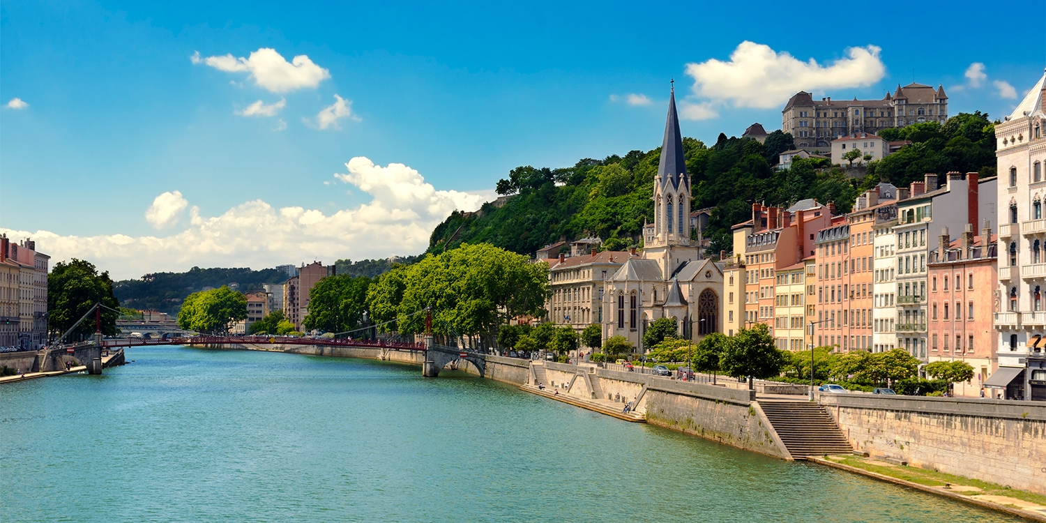 £67 – French stay in the city center of Lyon, with breakfast -- Lyon, France