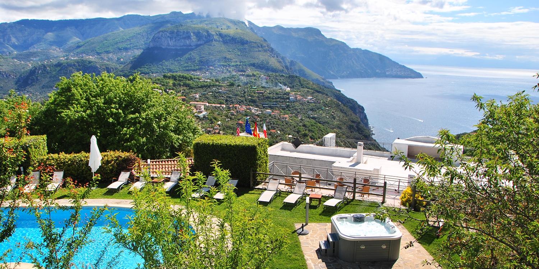 Villa La Ventana -- Colli di Fontanelle, Italy