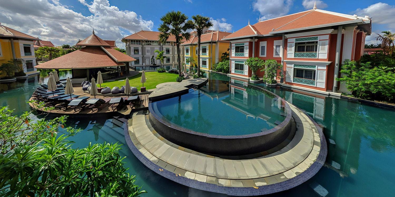 Memoire Palace Resort & Spa -- 暹粒市, 柬埔寨