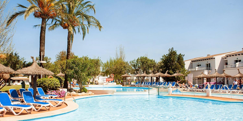Seaclub Mediterranean Resort -- Alcúdia, Spanien