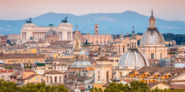 Hotel Ariston -- Rome, Italy