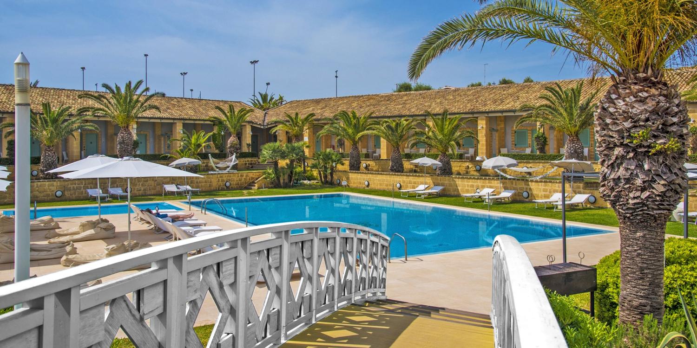 Hotel Venus Sea Garden -- Augusta, Italien
