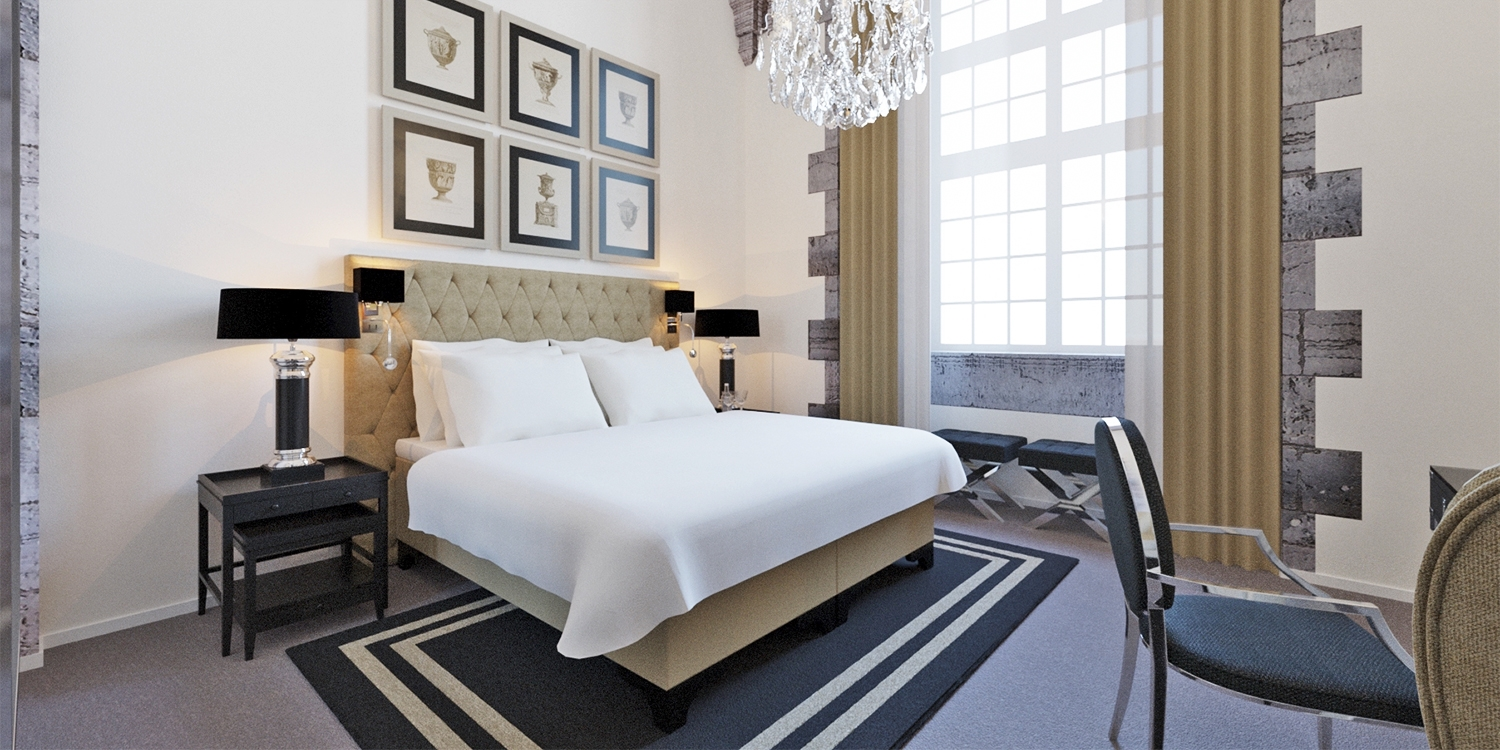 £142 – French stay in suite with Spa in Valenciennes, -37% -- Valenciennes, France