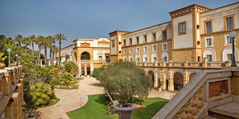 Hotel Baglio Basile -- Petrosino, Italien