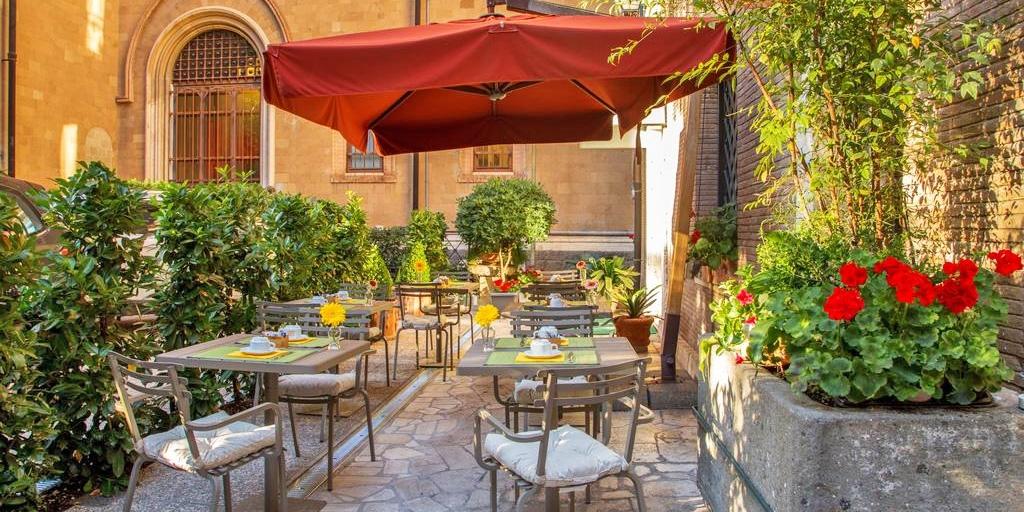 Hotel Villa Grazioli Roma -- Rom, Italien