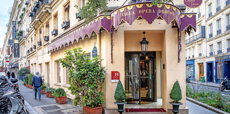 Villa Opéra Drouot -- Paris, France