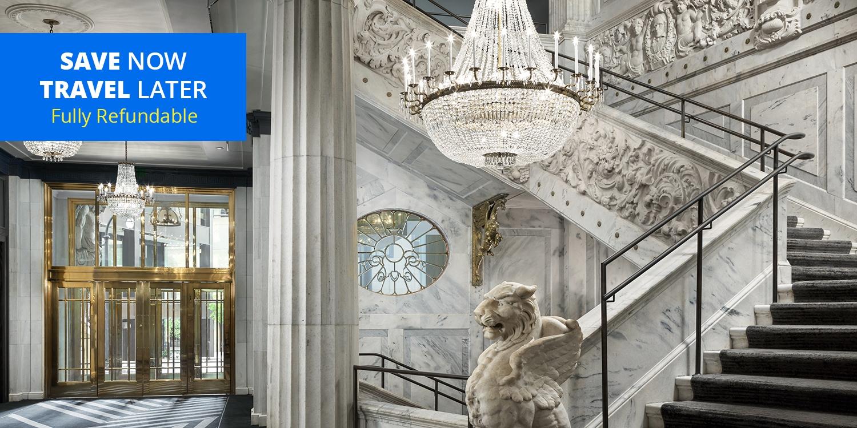 $129& up – Historic Atlanta 4-Star Hotel w/Parking -- Atlanta, GA