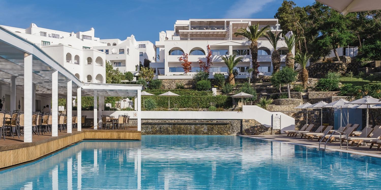 Lindos Village Resort & Spa -- Lindos, Griechenland