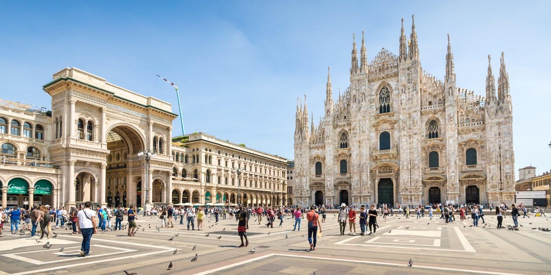 Hotel Nasco -- Milan, Italy