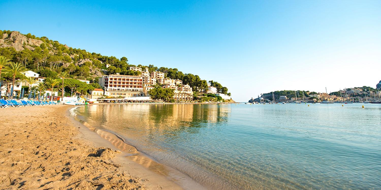 Dsd 120€ – Mallorca: 3 días junto al mar y media pensión -- Sóller