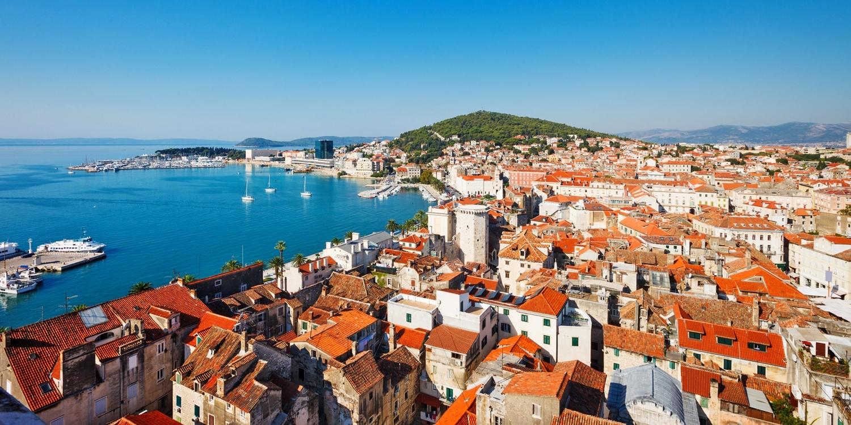 Heritage Palace Varos -- Split, Kroatien