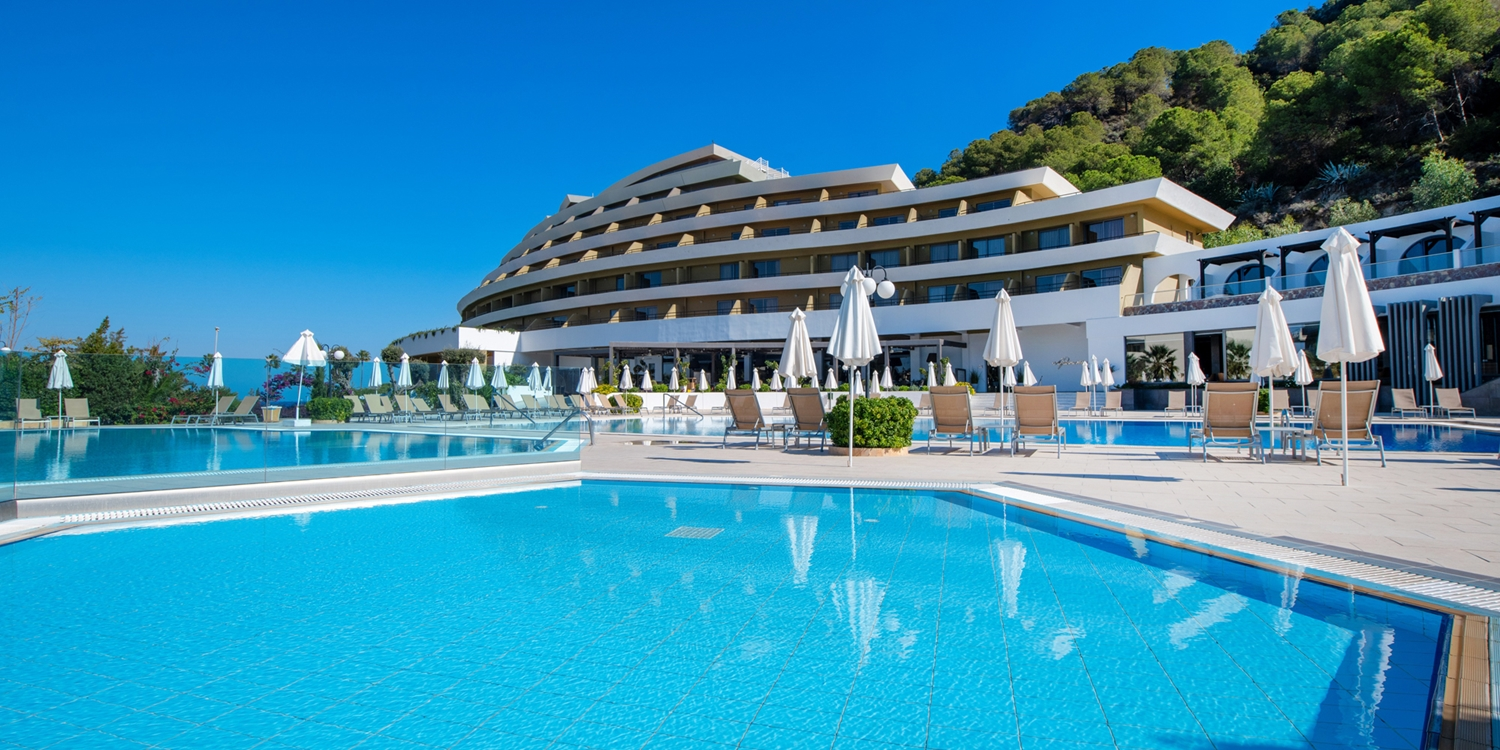 Olympic Palace Resort Hotel & Convention Center -- Rhodes, Greece