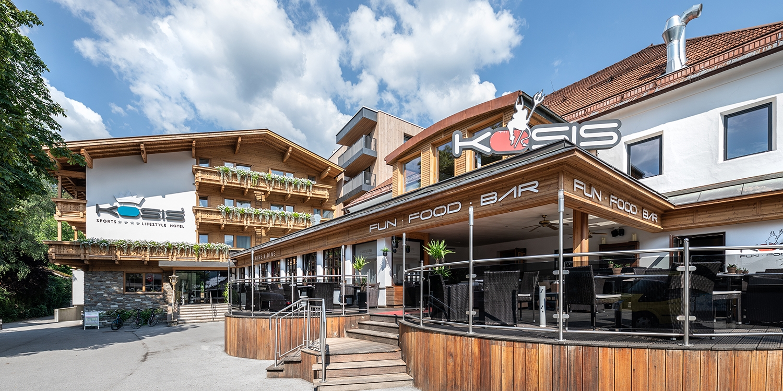 £317 – Tyrol: 2-nt hotel stay with dinner & e-bike, 40% off -- Fügen, Austria