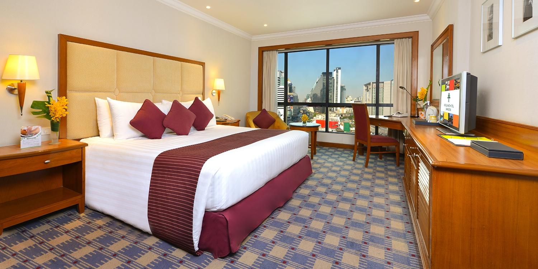 $4,819 – 曼谷四星酒店 2 晚,近 Nana 站、享延遲退房、500 泰銖消費額 -- South East Asia