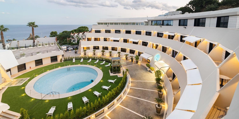 President Park Hotel -- Aci Castello, Italien