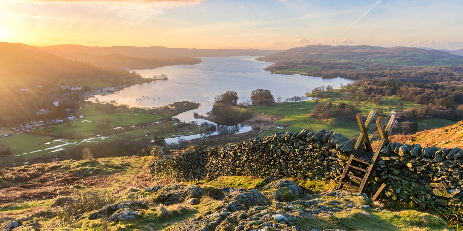 $135 – Windermere luxury apartment stay w/bubbly, save 44% -- Windermere, United Kingdom
