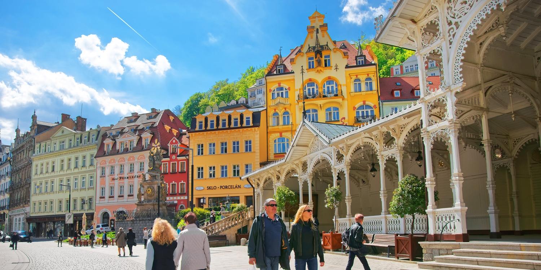 Ferdinandhof Apart-Hotel -- Karlsbad, Tschechien