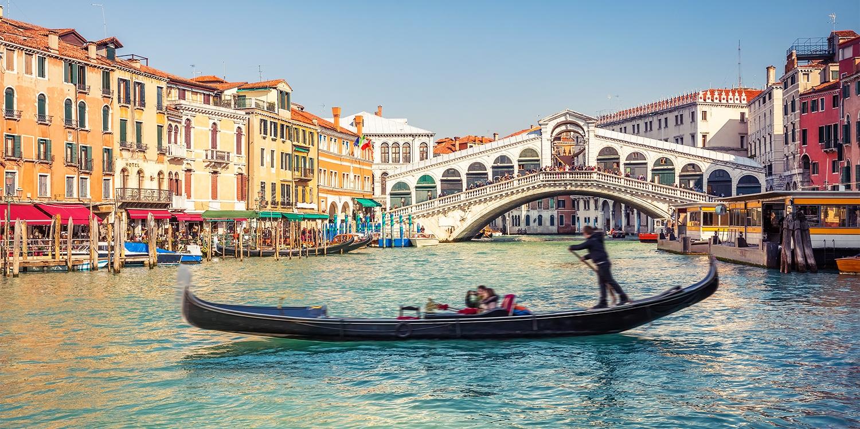 Hotel Santa Chiara -- Venice, Italy