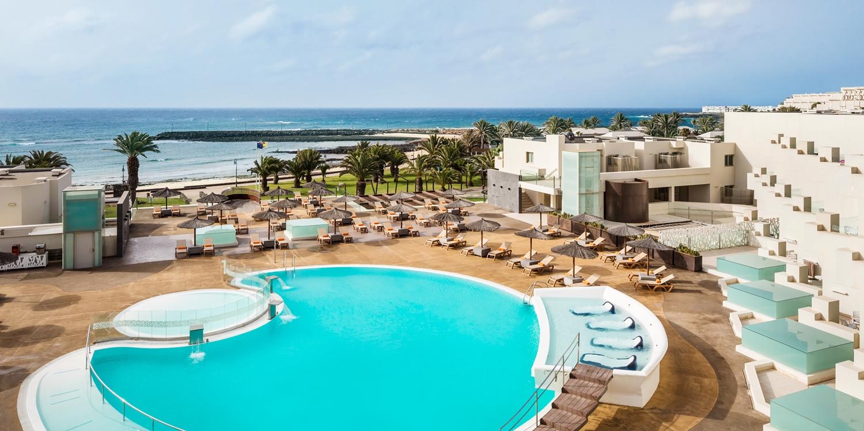HD Beach Resort  -- Teguise, Spanien