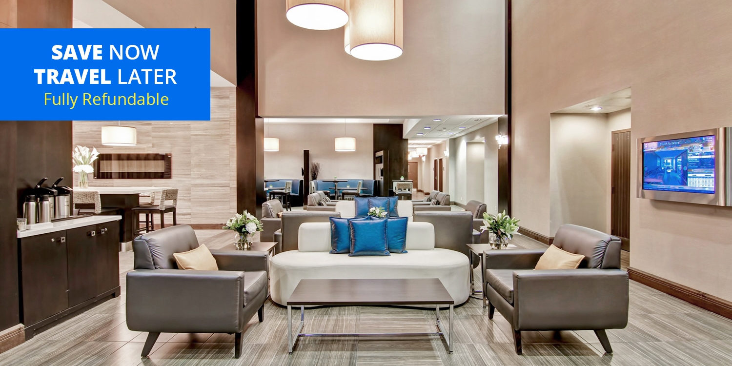$95-$102 – London Suite Stays w/Parking & Breakfast, over 40% Off -- Ontario, Canada
