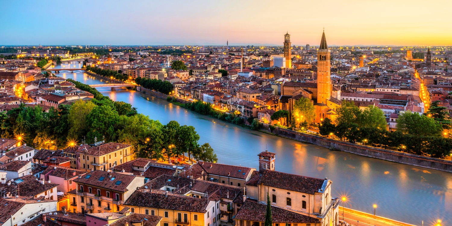 Hotel Saccardi & Spa - Verona Tour with visits to Lake Garda and Venice -- Caselle, Italy