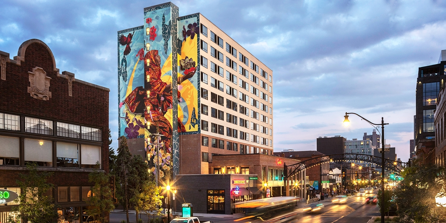 $109-$129 – New Columbus 4-Star Hotel incl. Weekends -- Columbus, OH
