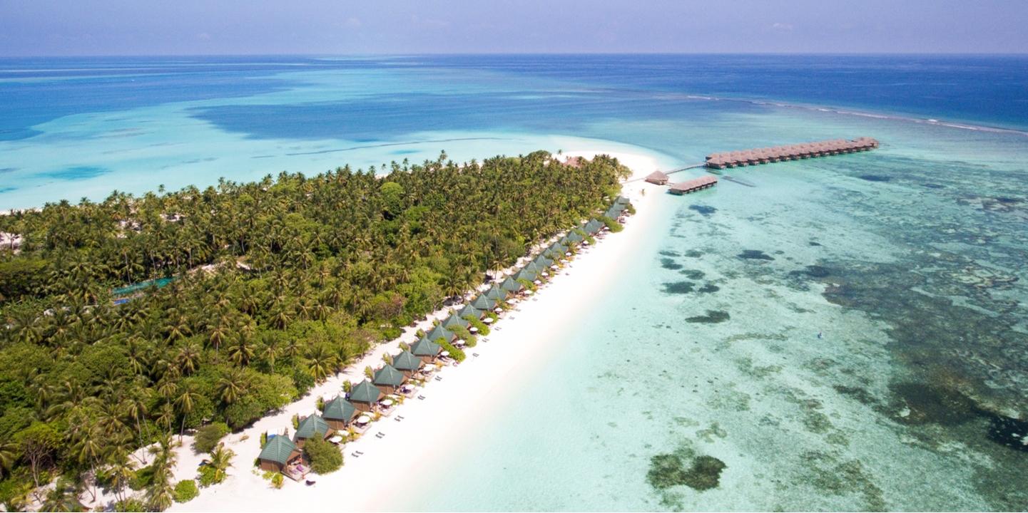 Meeru Island Resort & Spa -- Malé, Malediven