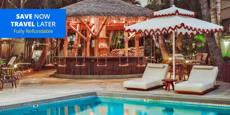 £116 – A Vintage-Inspired Oasis in Waikiki -- Honolulu, HI