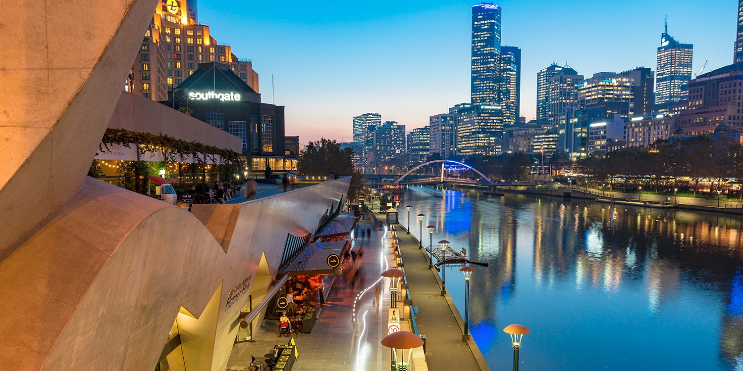 $120 – Melbourne Southbank Stay w/Late Checkout, 48% off -- Southbank, Melbourne