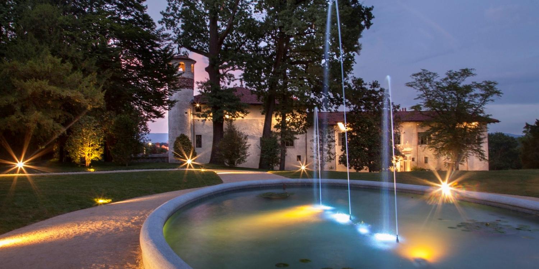 239€ – Schlosshotel im Piemont aus dem 17. Jahrhundert, -35% -- Parella, Italien
