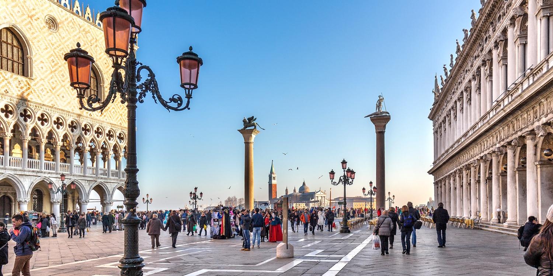 Ai Cherubini -- Venedig, Italien