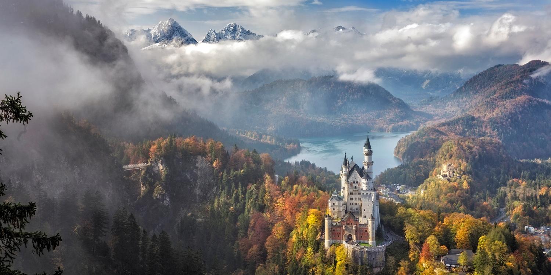 ab 109€ – Füssen: Zwischen Märchenschloss und Bergpanorama -- Füssen