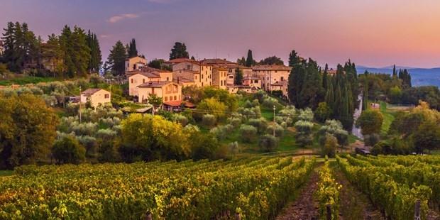 ab 87,50 – Hotel im Landhausstilmitten in der Toskana, -22% -- Castellina in Chianti, Italien