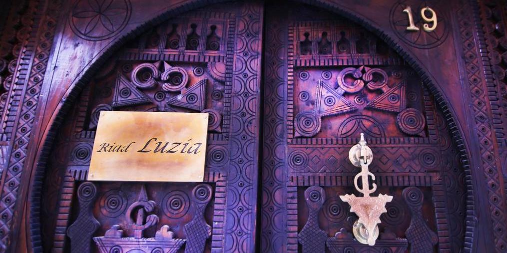 Riad Luzia -- Marrakech, Maroc