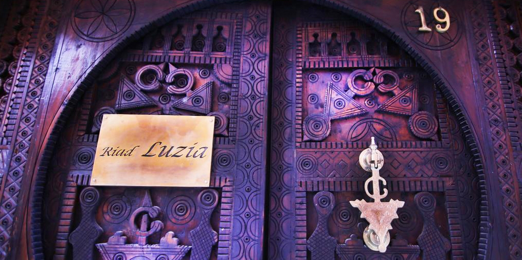 Riad Luzia -- Marrakesh, Marruecos