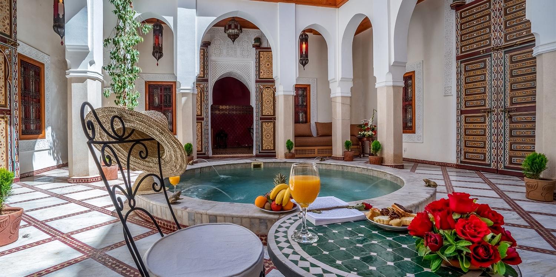 Riad Safran et Cannelle & Spa -- Marrakech, Maroc